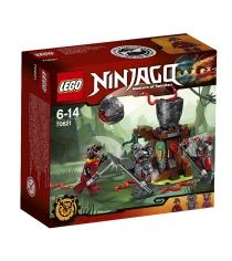 Lego Ninjago Атака Алой армии 70621