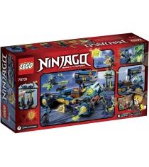 Lego Ninjago Шагоход Джея 70731