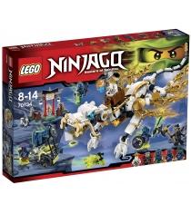 Lego Ninjago Дракон Мастера Ву 70734