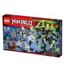 Lego Ninjago Битва механических титанов 70737