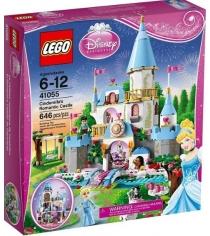 Lego Princess Золушка на балу в королевском замке 41055