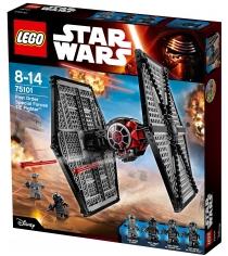 Lego Star Wars Истребитель особых войск Первого Ордена 75101