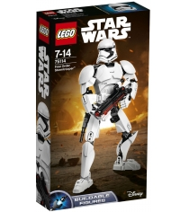 Lego Star Wars Штурмовик Первого Ордена 75114