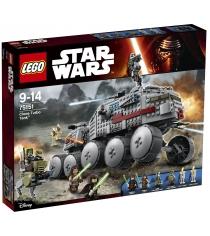 Lego Star Wars Турботанк Клонов 75151