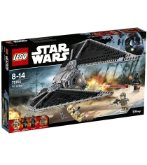 Конструктор Star Wars Ударный истребитель TIE 75154