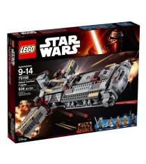 Конструктор Star Wars Боевой фрегат повстанцев 75158