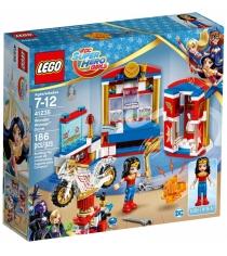 Lego DC Super Hero Girls Дом Чудо женщины 41235