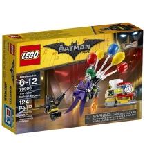 Lego Побег Джокера на воздушном шаре 70900