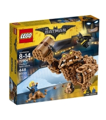 Lego Атака Глиноликого 70904