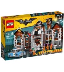 Lego Batman Клиника Аркхэм 70912