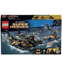 Lego Super Heroes Погоня в бухте на Бэткатере 76034