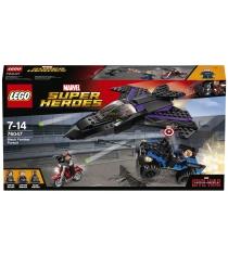 Lego Super Heroes Преследование Чёрной Пантеры 76047