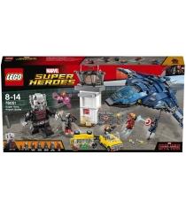 Lego Super Heroes Сражение в аэропорту 76051