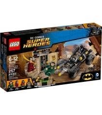 Lego Super Heroes Спасение от Рас аль Гула 76056