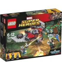 Lego Super Heroes Нападение Тазерфейса 76079