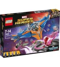 Lego Super Heroes Милано против Абелиска 76081