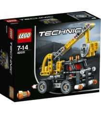 Лего техника Ремонтный автокран 42031