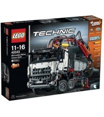 Лего техника Mercedes Benz Arocs 3245 42043