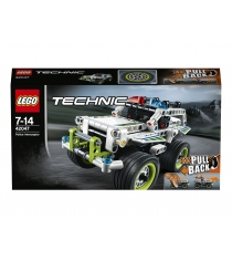 Лего техника Полицейский патруль 42047