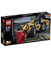 Лего Карьерный погрузчик 42049