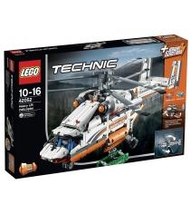 Лего техника Грузовой вертолет 42052