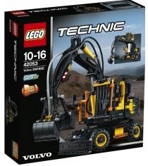 Lego Super Technic Экскаватор Volvo EW 160E 42053