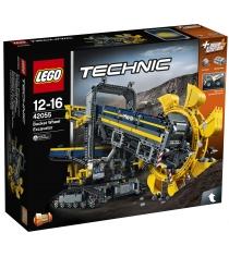 Lego Technic Роторный экскаватор 42055