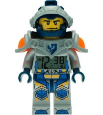 Будильник LEGO Nexo Knights Clay 9009419