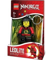 Брелок-фонарик для ключей Lego NINJAGO NYA LGL-KE78