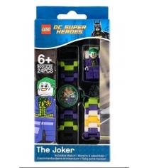Наручные часы LEGO Super Heroes Joker с минифигуркой