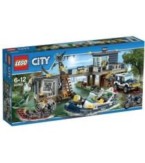 Lego City Участок новой Лесной Полиции 60069