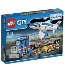 Lego City Транспортер для учебных самолетов 60079