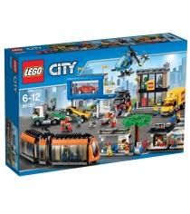 Конструктор Lego City Городская площадь 60097