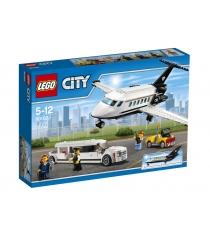 Lego City Служба аэропорта для важных клиентов 60102