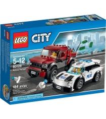 Lego City Полицейская погоня 60128