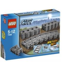 Lego City гибкие пути 7499