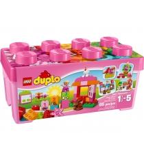 Lego Duplo Лучшие друзья курочка и кролик 10571
