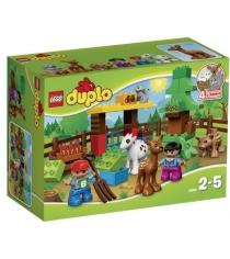 Lego Duplo Лесные животные 10582