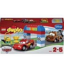 Lego Duplo Гонки на Тачках 10600