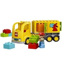 Lego Duplo Желтый грузовик 10601