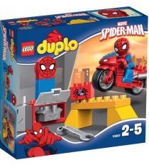 Lego Duplo Мастерская Человека паука 10607