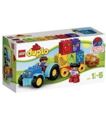 Lego Duplo Мой первый трактор 10615