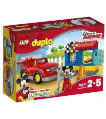 Lego Duplo Мастерская Микки 10829