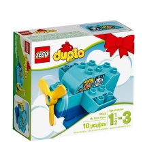 Lego Мой первый самолёт 10849