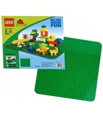 Lego Duplo Строительная пластина 38х38 2304