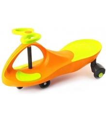 Каталка Family Car F-1 O оранжевый