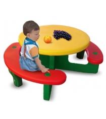 Детский столик Lerado с лавочками Пикник L-503