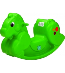 Качалка Lerado Лошадка L-624G зеленый