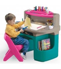 Детская парта и стульчик Lerado для творчества L-928
