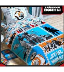 Детское постельное белье Lucas Film Звездные войны 1343346